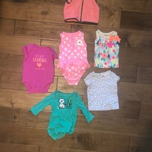 Other - 6 tops for little girl